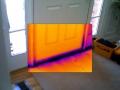 Front door air penetration
