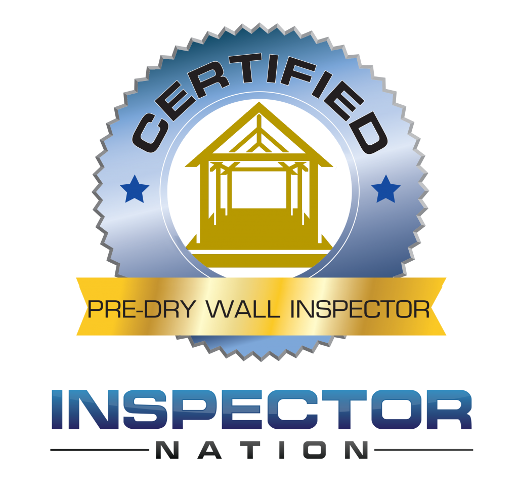 Certified pre-drywall inspector icon
